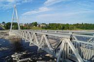 FSW im Brückenbau: z.B. Petite Decharge River