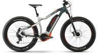 """Haibike XDURO FatSix 26"""" Fully Lifestyle e-Bike 2017"""