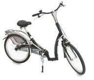 Van Raam Balance Dreirad und Elektro-Dreirad für Erwachsene - Spezial-Dreirad 2017