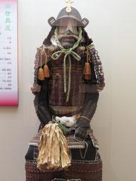 赤穂城への使者の甲冑