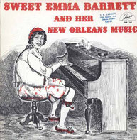 EB & Her New Orleans Music-jazz mujer