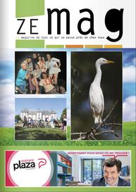 ZE mag DAX n° 73 mars 2018