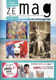 ZE mag DAX n°76 juin 2018