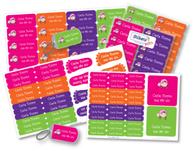 Imprime etiquetas para marcar todo lo que no quieras que se pierda - AorganiZarte