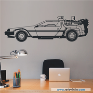 regresoalfuturo, backtothefuture, delorean, maquinadeltiempo, Marty Mcfly