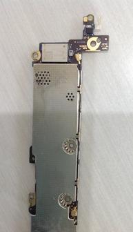 基板の焦げたiPhone5c