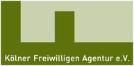 """Logo """"Kölner Freiwilligen Agentur e. V."""""""
