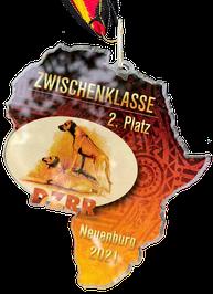 DZRR Spezialzuchtschau Neuenburg 19.06.2021