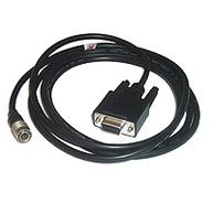 Cable serial  transferencia serial rs232c estacion total topcon