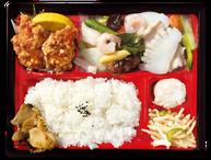 八宝菜弁当 1,000円