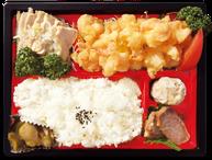 海老の天ぷら弁当 1,000円