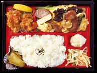 卵と焼豚炒め弁当 1,000円