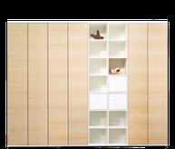 basic S office cupboard