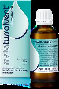 Packshot metatussolvent