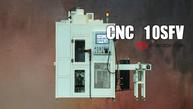 CNC 1oSFV Einspindel-Vertikalreibschweiß-Maschine mit 10 t Kraft für Drehmomentwandler von U-Jin Tech Corp in Korea