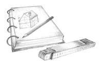 Gerüstbau Martin kommt zu Ihnen und misst Ihr Bauvorhaben aus. Danach wird ein Aufbauplan gefertigt und ein für Sie  kostengünstiges Angebot erstellt.