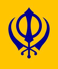 Le sikhisme est une religion monothéiste fondée dans le nord de l'Inde au XVe siècle par le Gurû Nanak au Penjab alors sous occupation musulmane. Les sikhs ne se coupent jamais les cheveux et portent un turban. Ils croient en la réincarnation.