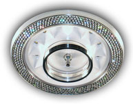 Luxillo Kristalldownlight