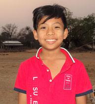 ラインくん(8歳) ユワタウン小学校