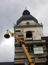 Neue Glocken für die Johanniskirche in Plauen