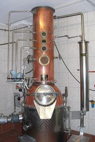 Schnaps Destille Bodensee