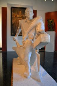 OmoGirando il Museo d'Arte Moderna e Contemporanea di Anticoli Corrado