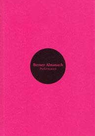 Performance Art Switzerland / Müslüm / Giulin Stäubli / Fabian Chiquet / Marinka Limat / Myriam de Wurstemberger / Andreas Egli / Michaela Nolte / Bernhard Bischoff /