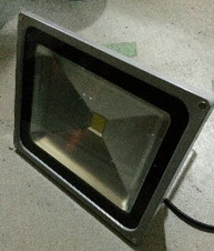 屋外用 LEDフラットライト