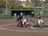 香川県軟式野球の風景