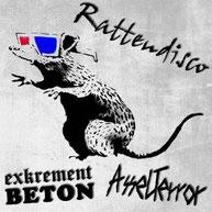 Exkrement Beton/AsselTerror - Rattendisco