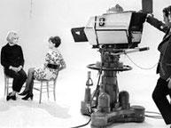 Caméra TV années 60
