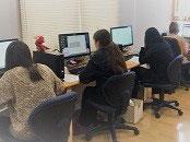パソコン教室レッスン風景