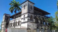 Altes Missionsgebäude in Bagamoyo