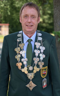 Wilfried Ritzke, neuer Präsident des NSSV