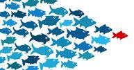 alors vous devriez peut être vous intéresser de près au Marketing Relationnel, c'est un métier où ce sont les personnes enseignables et qui aiment évoluer qui deviennent justement des leaders qui ensuite montrent l'exemple aux autres