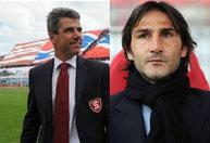 Carlo Perrone e Angelo Gregucci