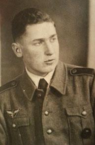 Herr Werner Raubenheimer, 1943