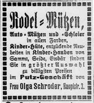 Radeberger Zeitung 23.11.1909