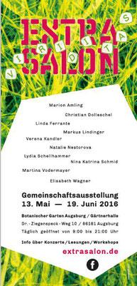 Ausstellung Linda Ferrante Botanischer Garten Augsburg