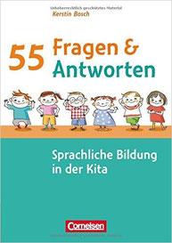 Kerstin Bosch: Sprachliche Bildung in der Kita
