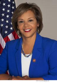 Representative Robin Kelly (D-Ill.)