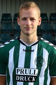 Kapitän Nils Frenzel wird am heutigen FReitag gegen Jeddeloh fehlen
