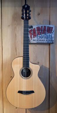 Furch GNc 2 SW EAS VTC - Konzertgitarre + Tonabnehmer + Cutaway, Gitarren  Musik Fabiani Guitars Calw, Straubenhardt, Pforzheim, Nagold, Herrenberg