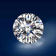 58面ラウンドブリリアンカットのダイヤモンド