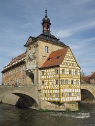 Brückenrathaus, Bamberg