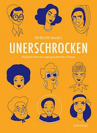 Bild:unerschrocken 2 Cover Verlag Reprodukt