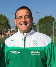 der neue Abteilungsleiter Fußball: Martin Hoischen