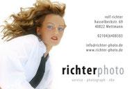 rolf richter, fotograf, mettmann