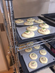 ツナマヨパン - パンと和菓子の教室 MANA Belle World ( マナベルワールド )