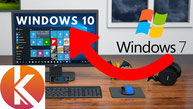 Windows 7 , 8 , 8.1 à Windows 10